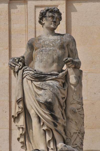 Jeune homme. Pierre 1er Legros.