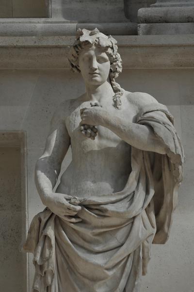 L'Automne. Pierre 1er Legros