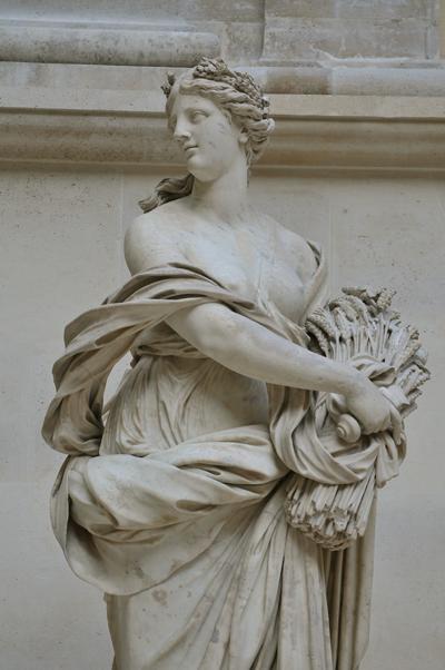 L'Eté. Pierre 1er Legros.