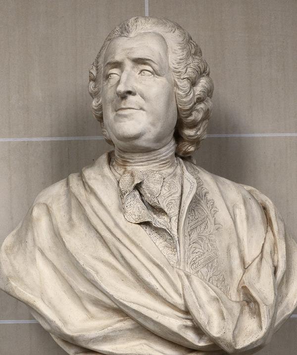 Gabriel. Jean Baptiste II Lemoyne.