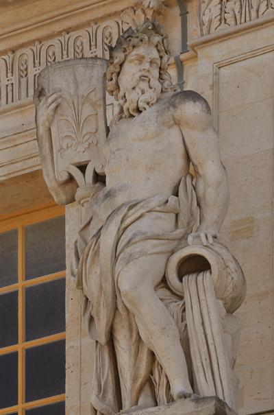 Dieu de Rivière. Laurent Magnier ou Nicolas Legendre.
