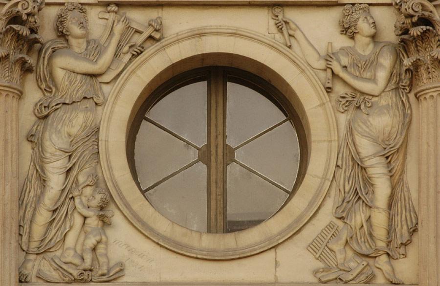 Poèsie lyrique et Poèsie pastorale. Mansion