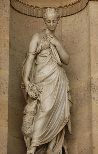 La Douceur. Jean Esprit Marcellin.
