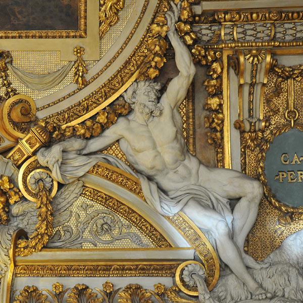 Capricorne. Gaspard Marsy.
