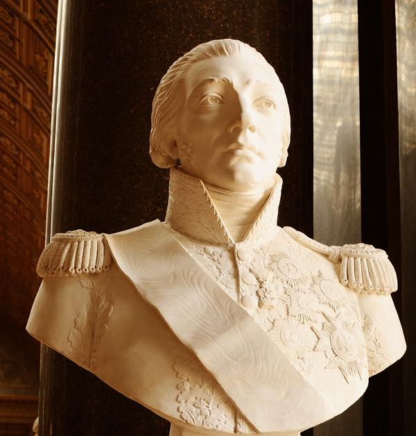 Jean-Baptiste Bessières, duc d'Istries, maréchal de France. François Masson