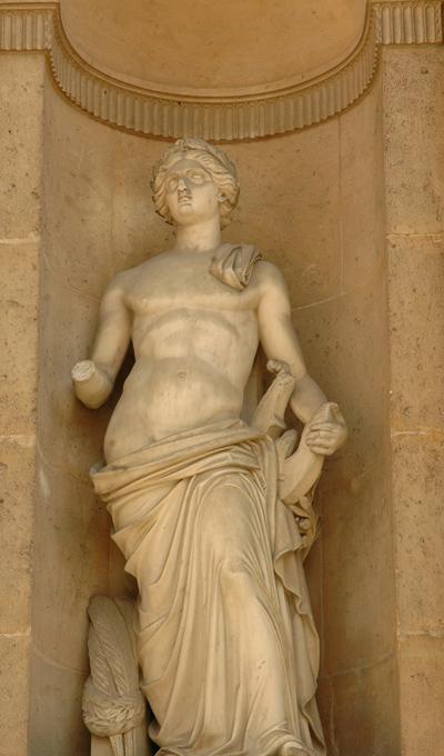 Apollon. Charles Nanteuil