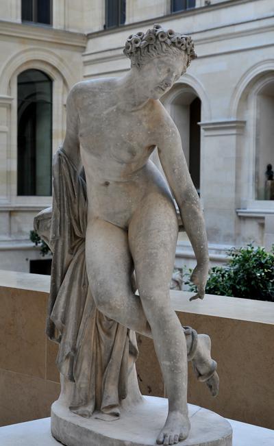 Eurydice mourante. Nanteuil