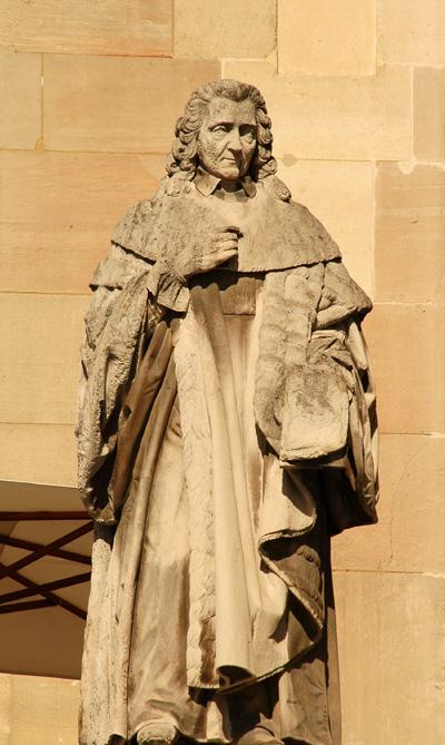 Montesquieu. Charles Nanteuil.