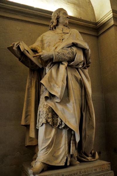 Bossuet. Augustin Pajou.