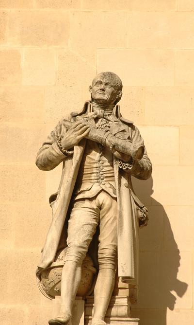 Lalande. Jean Joseph Perraud.