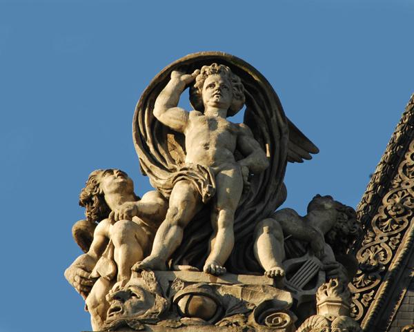 Les Arts. Antoine Auguste Préault