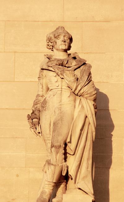 Chénier. Antonin Antoine Préault