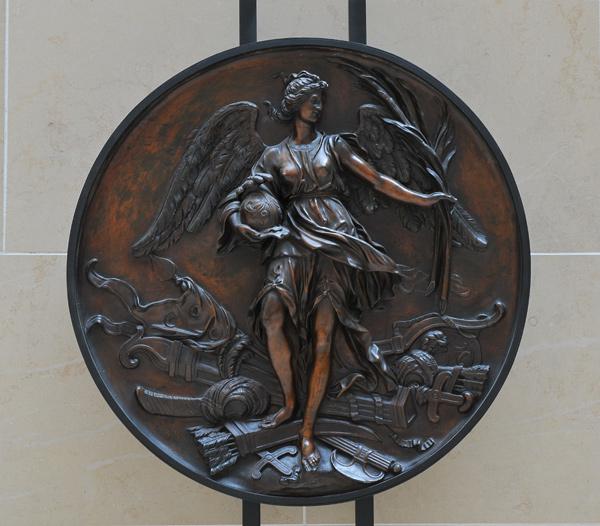 La Victoire de Saint Gothard. Jean Regnaud. Pierre Le Nègre