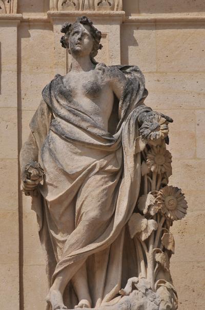 Clytie. Jean Baptiste Tuby ou Léonard Roger.