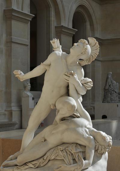 Nisus et Euryale. Jean Baptiste Roman