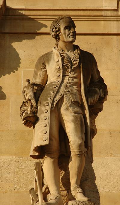 Houdon. François Rude.