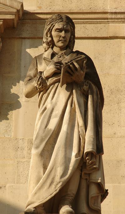 Poussin. François Rude.