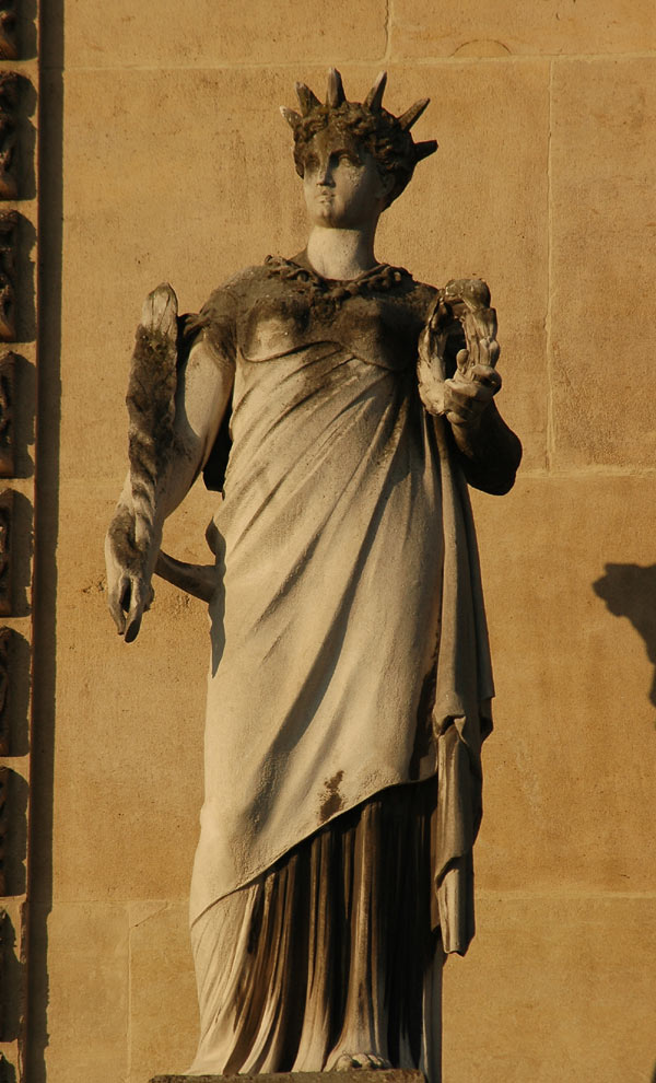 La Gloire. Jean Jules Bernard Salmson.