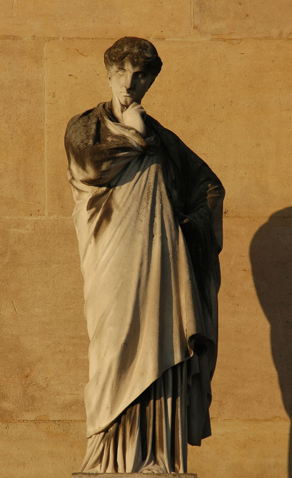La Pensée. Gabriel Jules Thomas