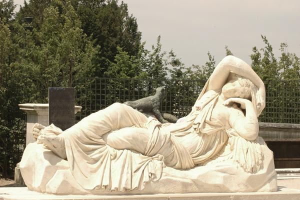 Aiance endormie. Corneille Van Clève