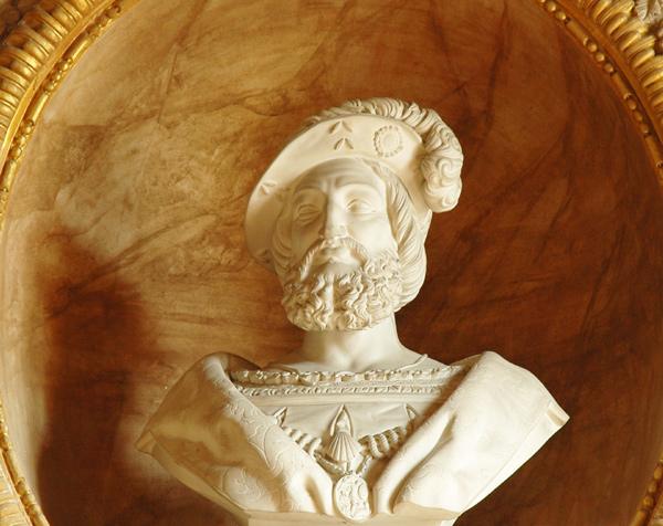 François 1er. Anonyme
