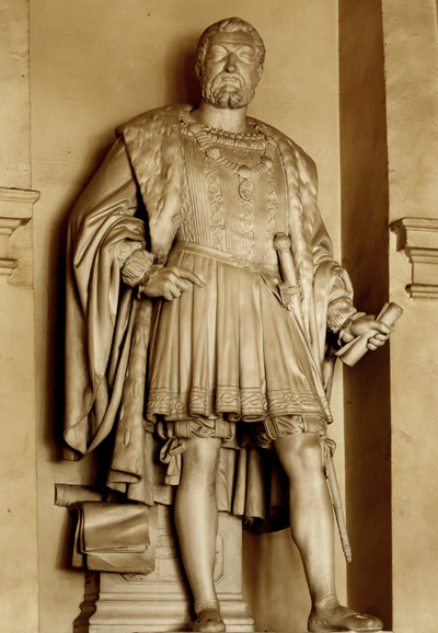 François 1er. Anonyme.