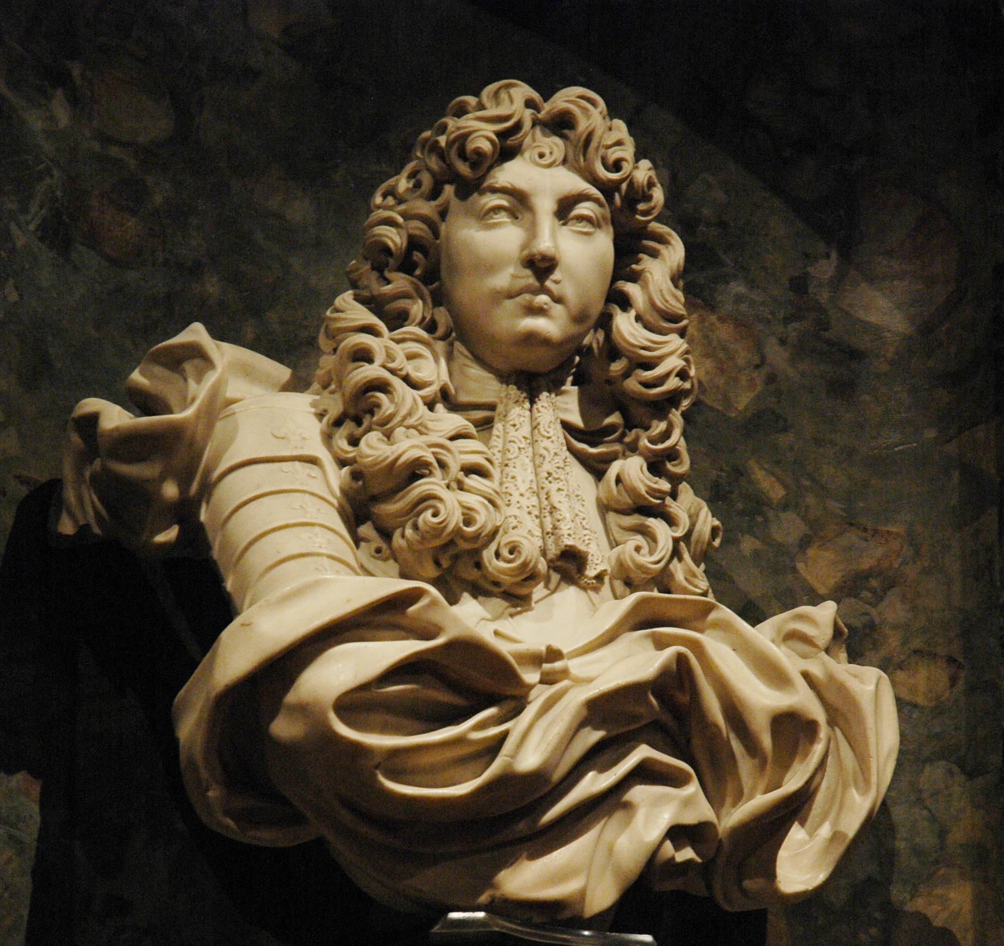 Louis XIV. Anonyme.