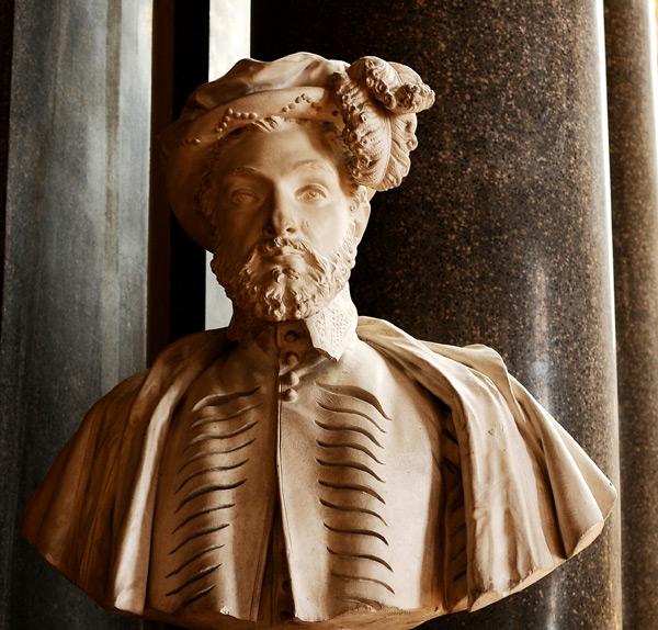 Comte de Rendan.Brun