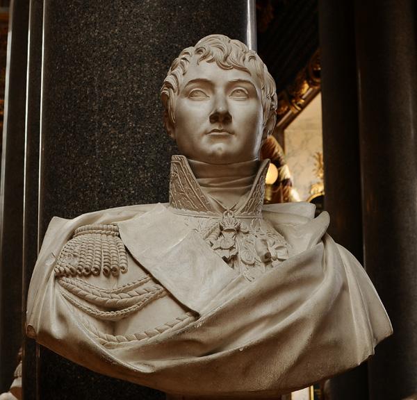 Comte Gudin. Louis Denis Cailouette