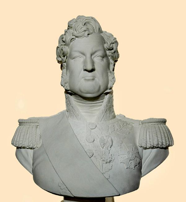 Louis Philippe. Louis Denis Caillouette (d'après).