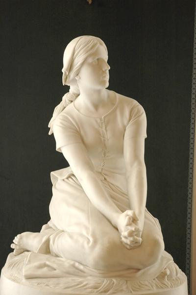 Jeanne d'Arc Henri Chapu.