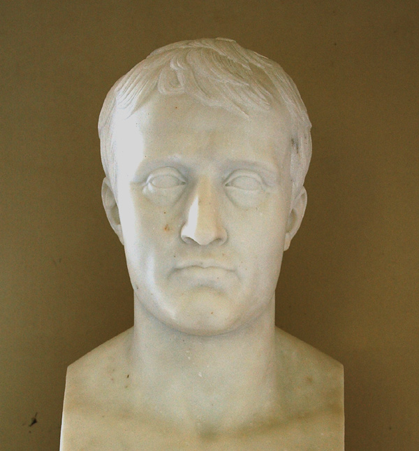 Napoléon. Denis Antoine Chaudet. Copie.