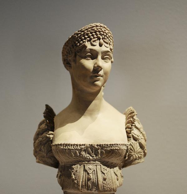 Princesse Amélie. Joseph Chinard.