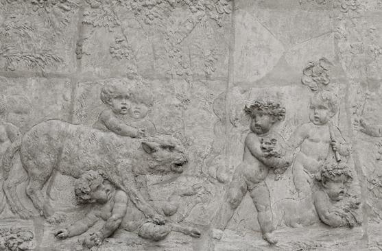 La Panthère de Bacchus. Clodion