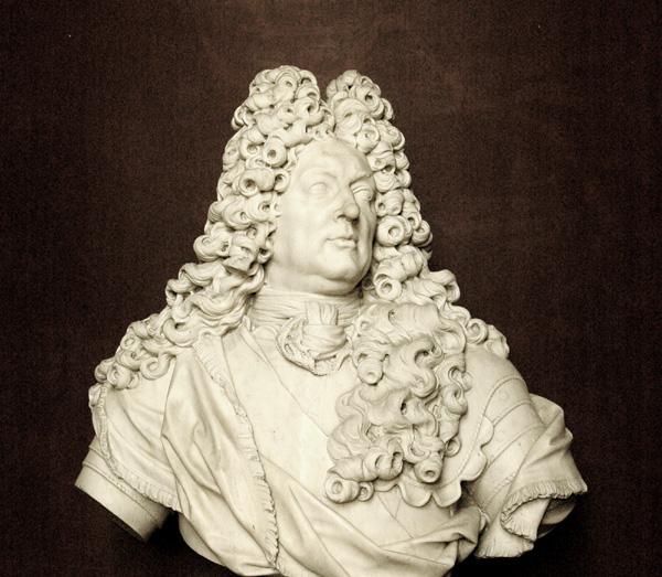 Richelieu. Antoine Coysevox.