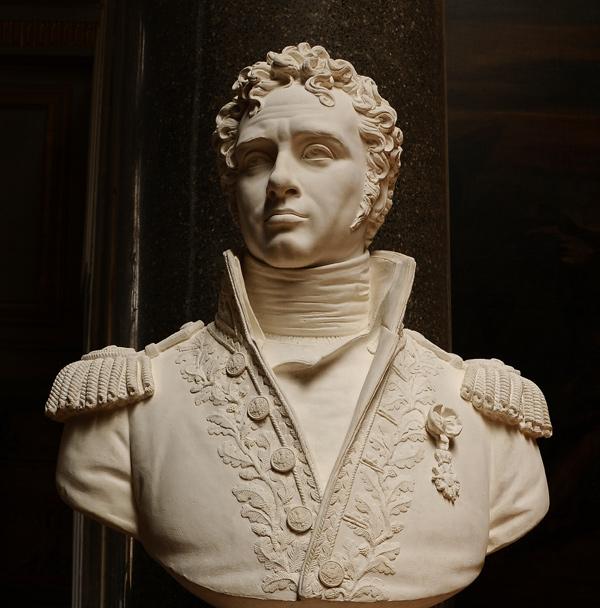 Pascal-Vallongue, général de Brigade. Jean De Bay.