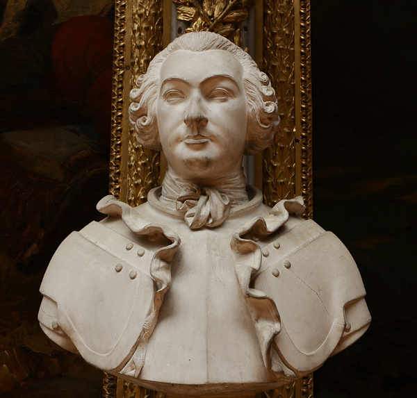 Marquis de Rougé. Jean De Bay