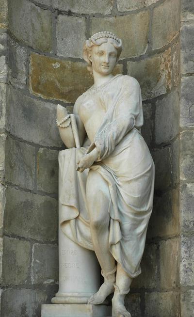 Figure. Séraphin Denécheau.