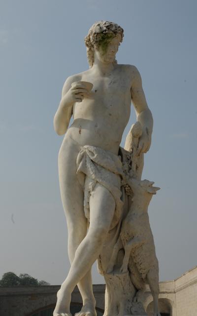 Bacchus. Louis Pierre Deseine.