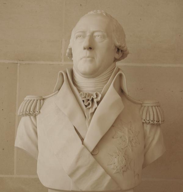 Le duc de Bourbon. Louis Pierre Deseine.