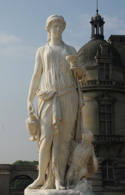 Hébé. Louis Pierre Deseine.