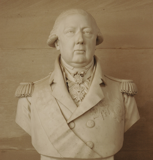 Prince de Bourbon. Pierre Louis Deseine.