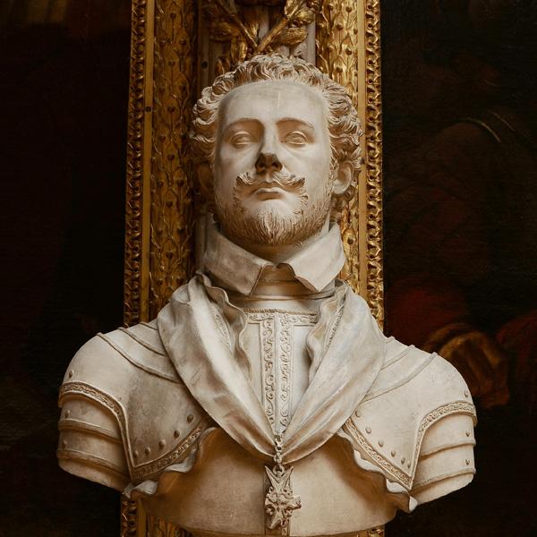 Lavalette, amiral de France, Louis Desperez