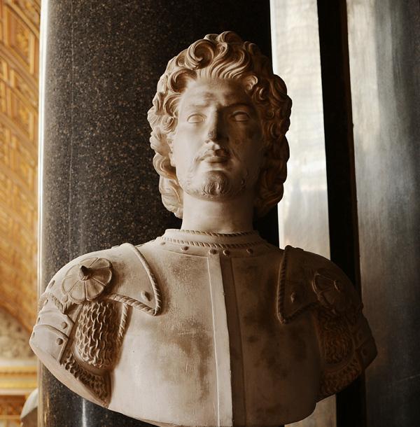 Gaston de Foix, duc de Nemours. Jacques Augustin Dieudonné.