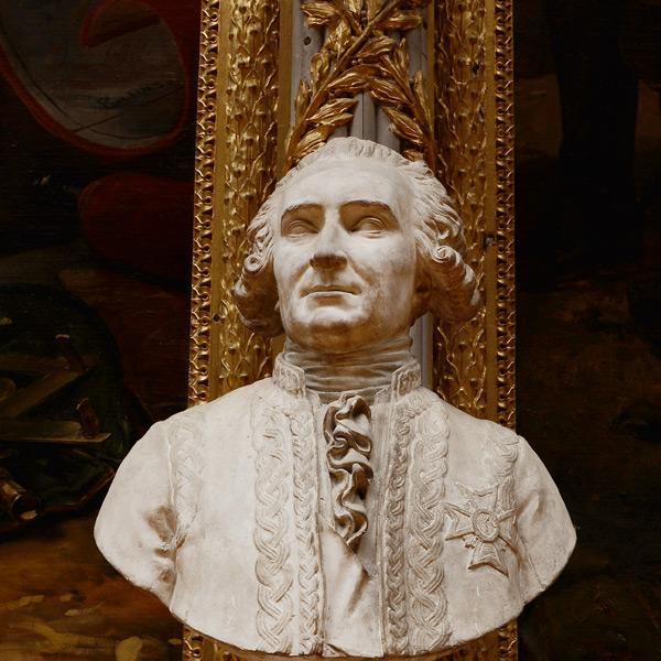 Montclam, lieutenant général. Francisque Duret