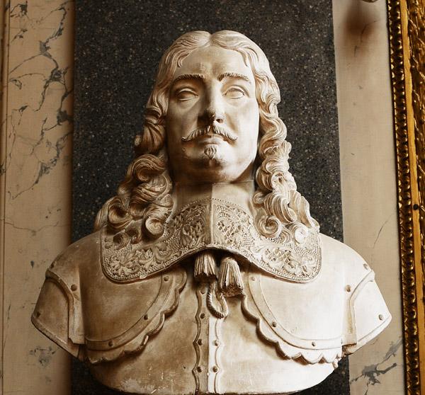 Jacques de Roug&, lieurtenant général. Jean Duseigneur