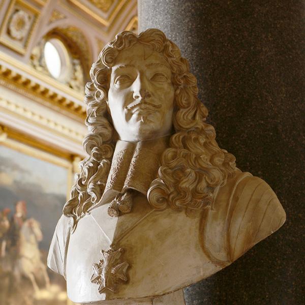 Marquis de Castelnau, maréchal de France. Jean Duseigneur