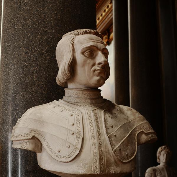 Jacques de la Palice, maréchal de France. Jean Duseigneur.