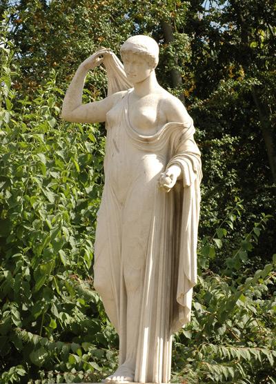 Vénus génitrix. Frison.