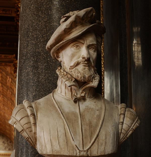 Saint André, maréchal de France. Jean François Gechter.